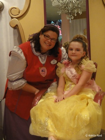 Magical Makeovers At Disney Worlds Bibbidi Bobbidi Boutique Create