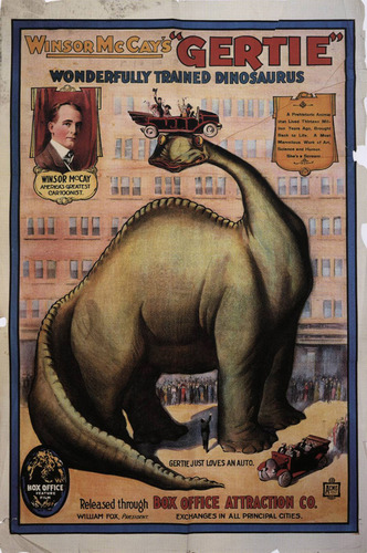 Dino Gertie