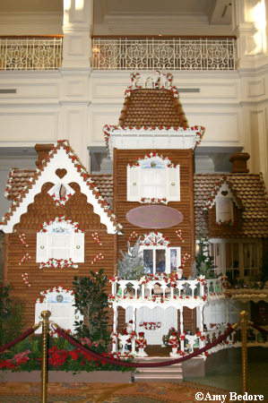 Grand Floridian Ginger Bread House