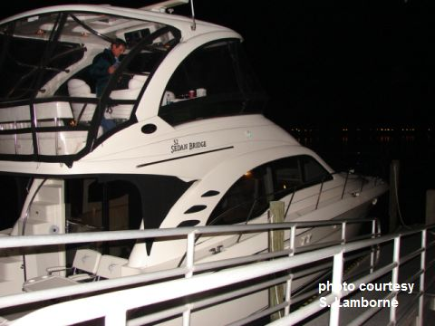 On Saturday January 14, 2012 we chartered The Grand 1 Yacht as a birthday ...