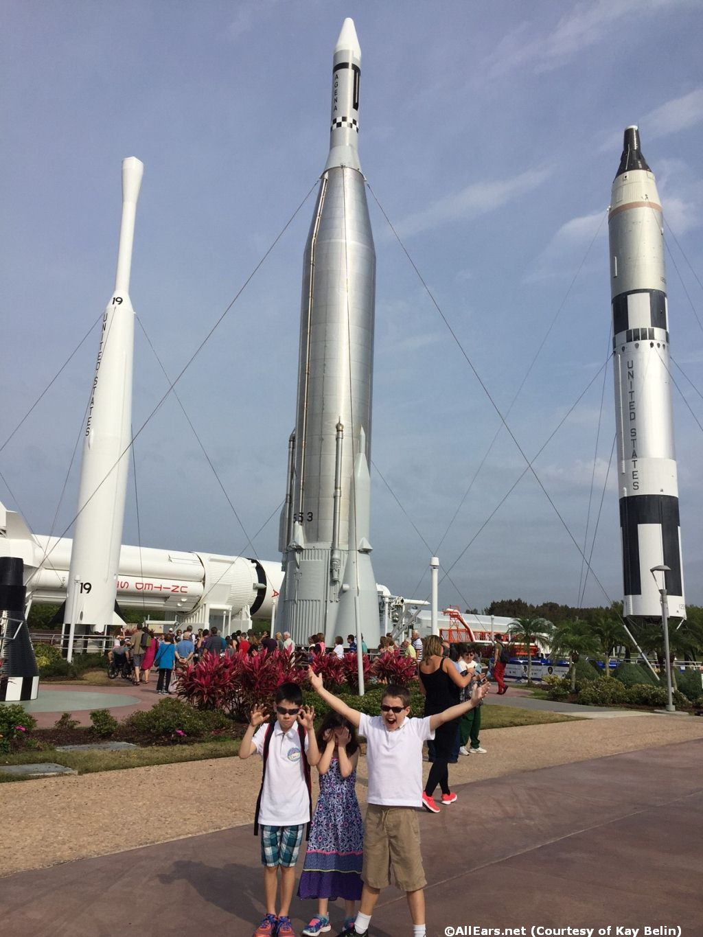 Guest Blogger >> Visiting Kennedy Space Center - Multi-Generational Family Visit (All Ears® Guest Blog)