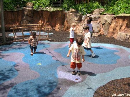 Pooh's Playful Spot Magic Kingdom