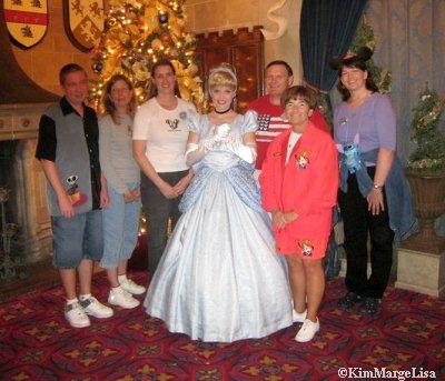 Kim and Cinderella