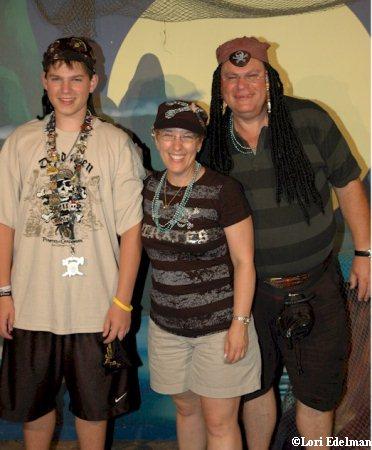 Lori, Michael, Aaron