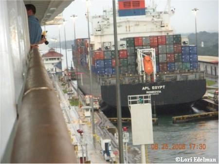 Gatun Locks Panama Canal