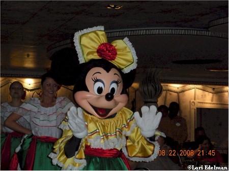 Minnie's Fiesta Grande Party
