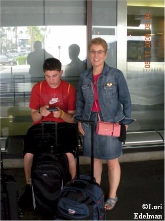 Lori and Aaron