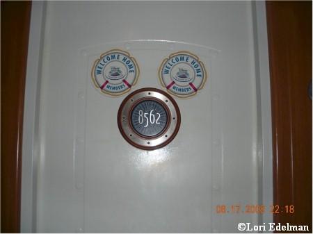 Stateroom Door