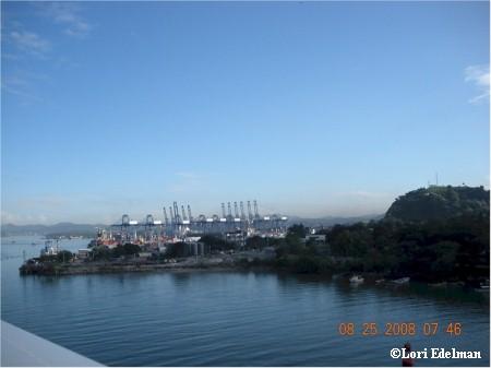 Disney Magic Panama Canal
