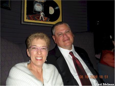 Lori and Michael Formal Night