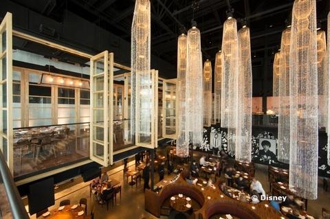 Downtown Disney Transforms to Disney Springs - Name Change Ceremony - Jock Lindsey's Hangar Bar and Morimoto Asia