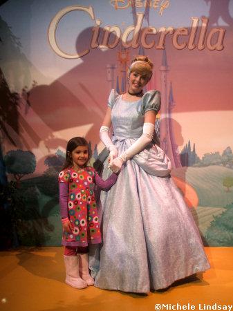 Ava and Cinderella