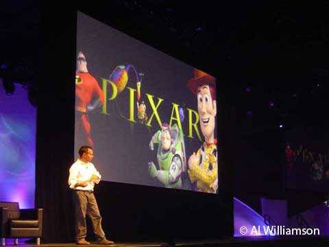 Pixar 25th Anniversary Weekend at Epcot