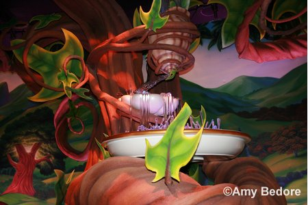 Magic Kingdom's Pixie Hollow and Tinker Bell Meet and Greet