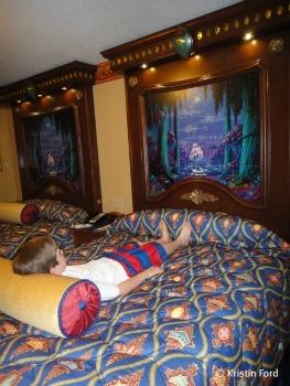 Disney World S Royal Guest Rooms Designed For Princesses