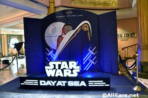REVIEW:   Star Wars Day at Sea Cruise