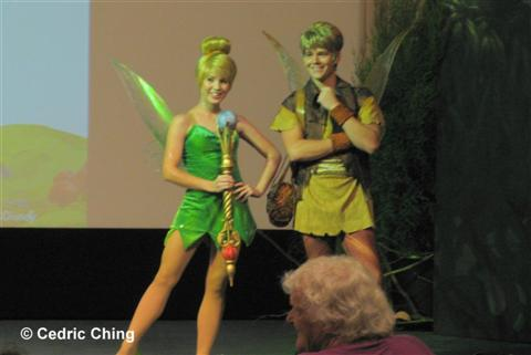 Tinker Bell and Terence