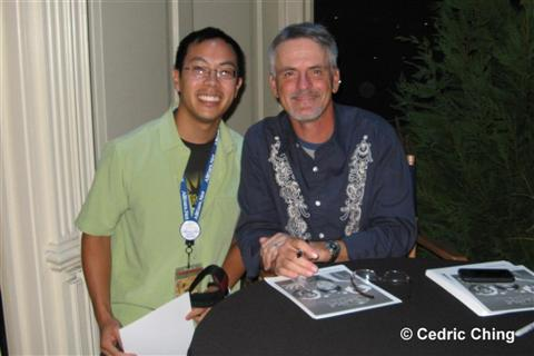 Cedric and Rob Paulsen