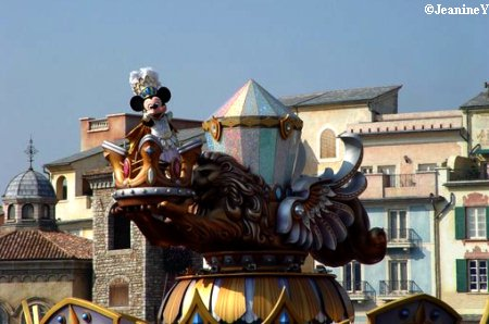 Mickey and Mythica