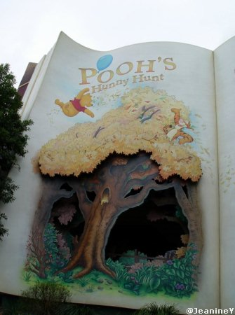 Pooh Attraction