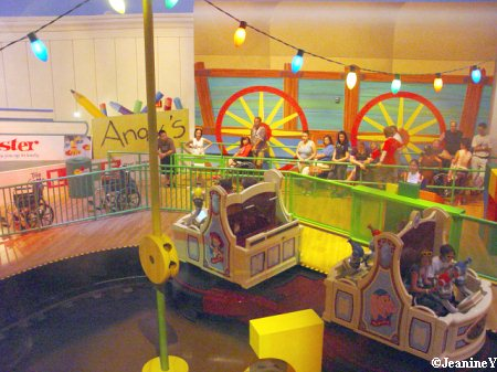 Toy Story Mania Disney's Hollywood Studios Walt Disney World