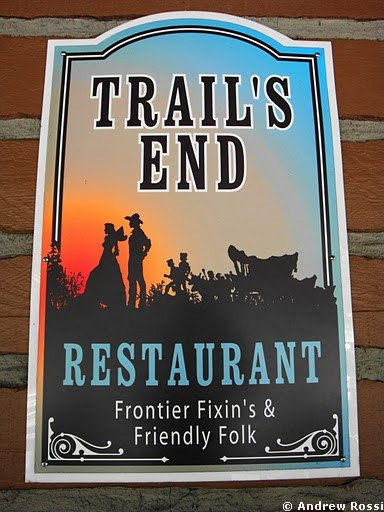 Trail's End Restaurant  - Ft. Wilderness