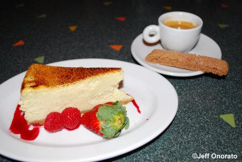 Wolfgang Puck Cafe Creme Brulee Cheesecake