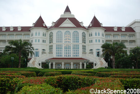 Disneyland Hotel Hong Kong Disney Resort