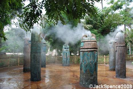 Liki Tikis Hong Kong Disneyland