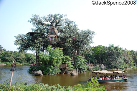 Treehouse Hong Kong Disneyland