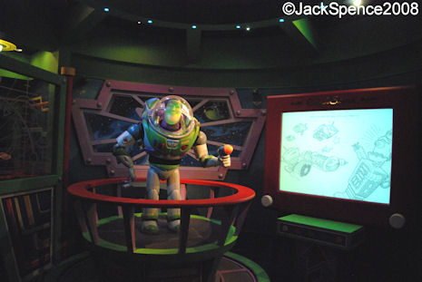 Buzz Lightyear Hong Kong Disneyland