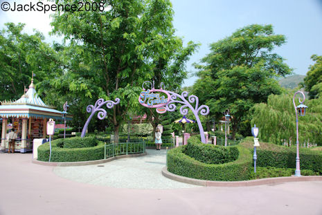 Fantasy Gardens Hong Kong Disneyland