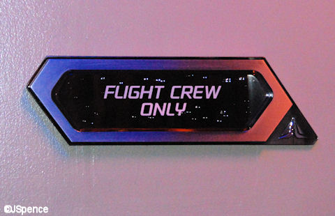 Flight Crew Only