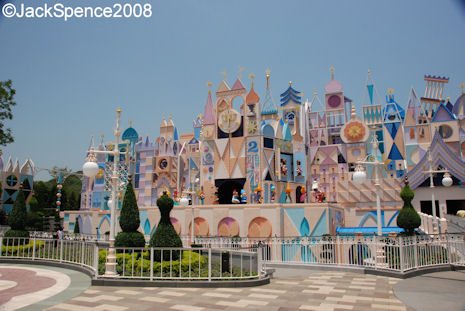 Small World Hong Kong Disneyland