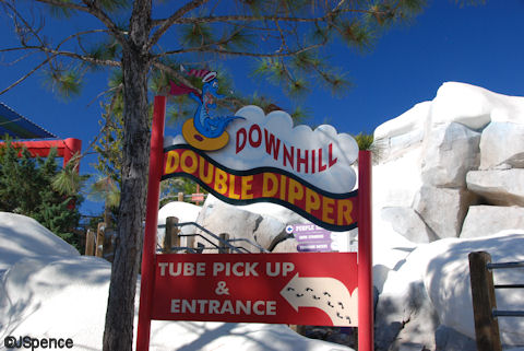Downhill Double Dipper