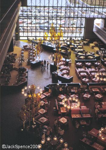 Contemporary Resort 4th Floor - 1972