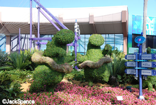 2009 Flower Garden Festival at Epcot