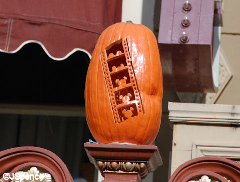Main Street Cinema Pumpkin