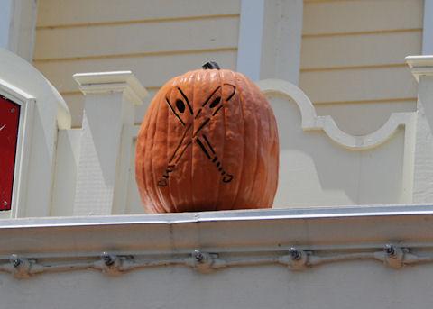 Casey's Corner Pumpkin