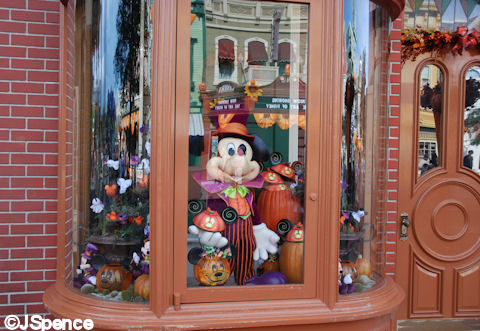 Main Street Window Dressing