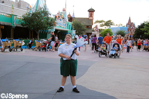 Cast Member Guard
