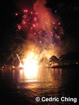 Illuminations Fireworks