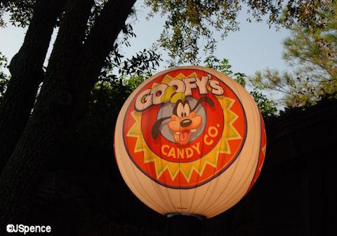 Goofy's Candy Company