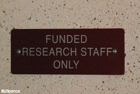 Funded Research Staff Only