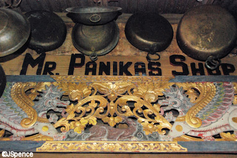 Mr. Panika's Shop