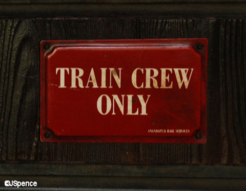 Train Crew Only