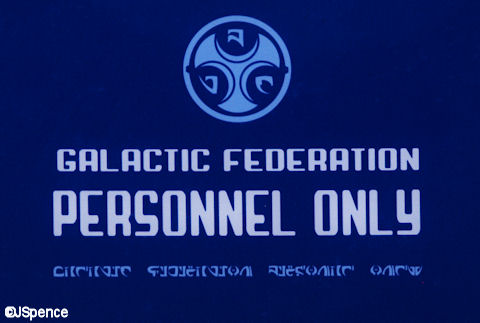 Galactic Federaton Personnel Only