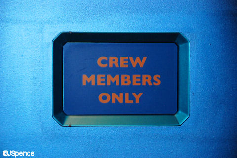 Crew Members Only