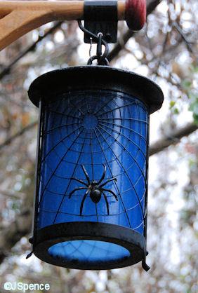 Spider Lamppost