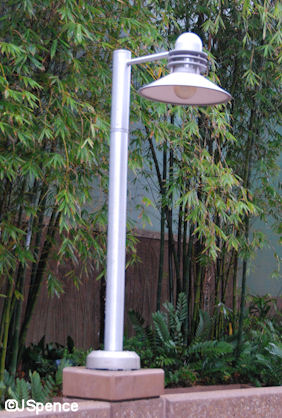 Theater in the Wild Lamppost